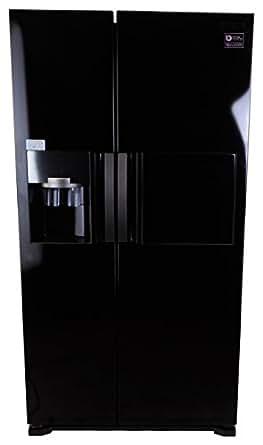 samsung rs7778fhcbc schwarz k hl gefrierkombination a 543 liter elektro gro ger te. Black Bedroom Furniture Sets. Home Design Ideas