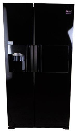 Samsung RS7778FHCBC schwarz Kühl-/Gefrierkombination A++ 543 Liter