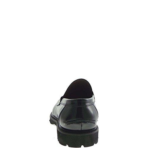 HENRY LOBB , Chaussures de ville à lacets pour homme Noir Nero Noir - Nero
