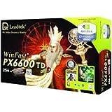 Leadtek WINFAST PX6600 256MB DDR2 PCI-Express Grafikkarte, Retail