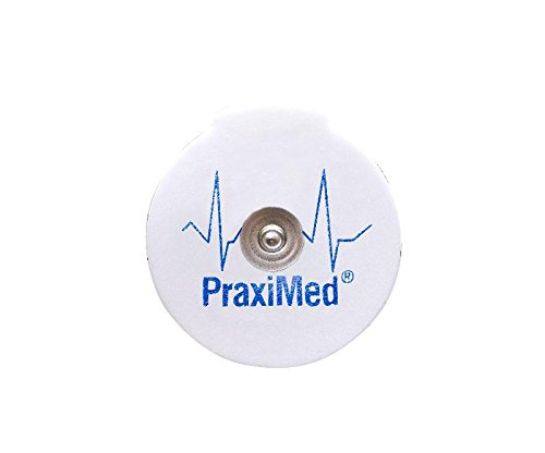 EKG Schaumstoff-Klebeelektroden, 25 St