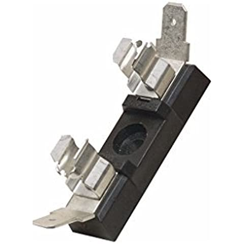 Portafusibles 6.3x32mm Montaje En Bastidor - 10 Pack