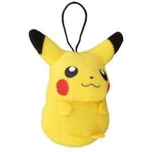 Pokemon Plüsch Pikachu Plüschanhänger