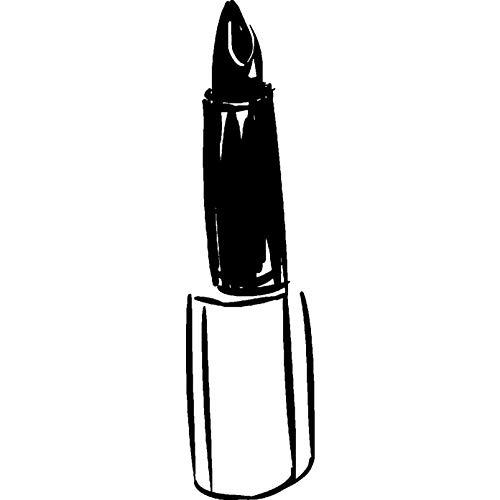 Azeeda A8 'Öffne Lippenstift' Stempel (Unmontiert) (RS00025626)