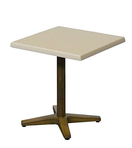 Table Guéridon de Balcon 70x70cm Seringa pour Extérieur et Intérieur