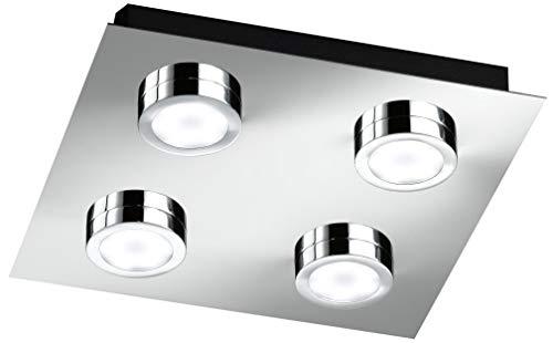 LED-Deckenleuchte Inkl. LEDs 12 W, 840 lm, Warmweiß (3.000 K)
