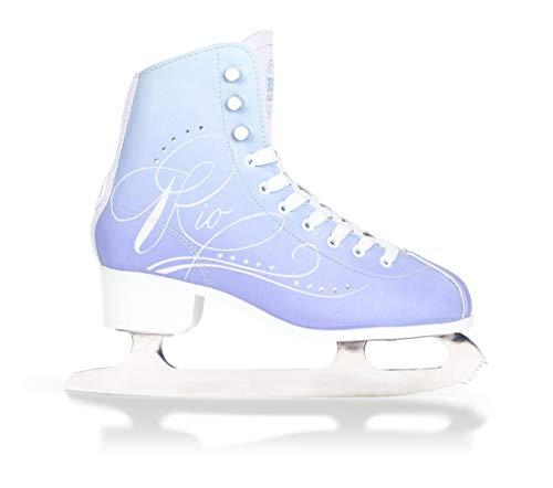 Rio Roller Schlittschuhe Moonlight Ice Skates (35.5) -