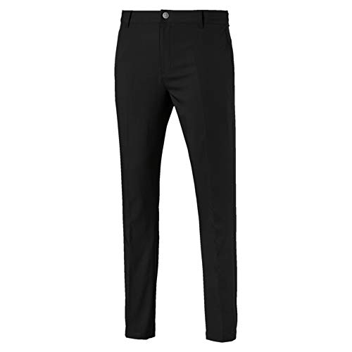PUMA Herren Tailored Jackpot Pant Hose, Black, W31/L34