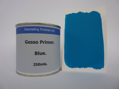 1-x-250ml-blue-gesso-primer-for-canvas-wood-card-for-oil-acrylic-paints-jesso