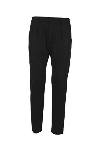 Pantalone Uomo Officina 36 50 Nero 2927/zp Marte Autunno Inverno 2015/16