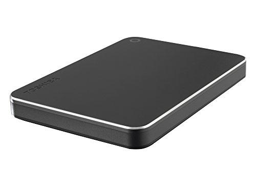 Foto Toshiba HDTW110EB3AA Canvio Premium HDD Esterno da 1 TB, Grigio