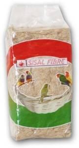 Fibre de coco, Sisal, jute et coton 500 g pour nid d'oiseaux, perroquets, cage à oiseaux