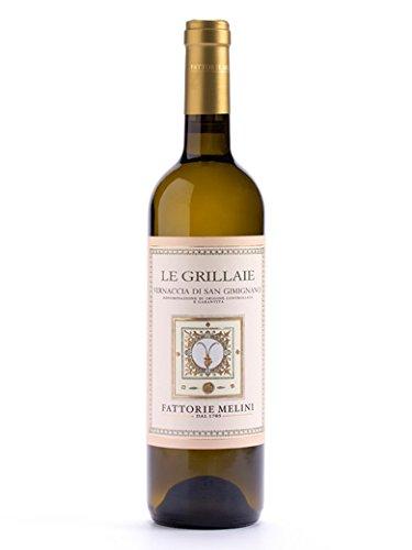 LE GRILLAIE Vernaccia di San Gimignano DOCG - Melini - Vino bianco fermo 2018 - Bottiglia 750 ml
