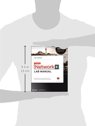 CompTIA Network+ Lab Manual: Hands-on Exercises for CompTIA Network+ (Exam N10-005)