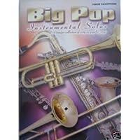 Big Pop Instrumental Solos para saxofón tenor