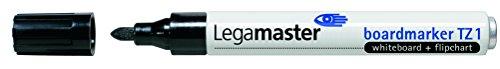 Legamaster 07110001000 Flip Chart-Stifte, Whiteboardmarker, Etuis und Zubehör TZ1-2 schwarz