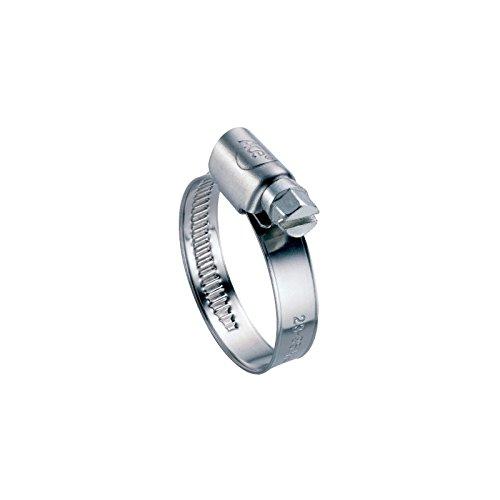 Collier bande non perforée W4 largeur bande 9 mm Ace - Diamètre 12 - 22 mm - Vendu par 2