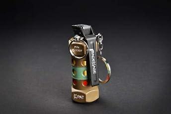 FLASHBANG Feuerzeug - Feuerzeug in Blendgranaten-Design (Höhe: ca. 7cm)