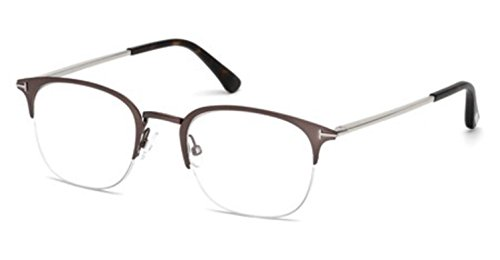 Preisvergleich Produktbild Tom Ford FT5452 C50 049 (matte dark brown / ) Brillengestelle