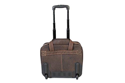 Imagen de equipaje de mano con ruedas