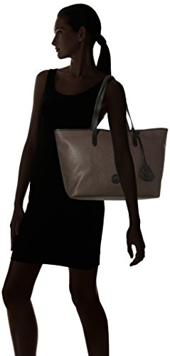 Timberland Tb0m5559, Borsa a Spalla Donna, 16.5 x 27.5 x 45.5 cm (W x H x L) Marrone (Chocolate Brown)