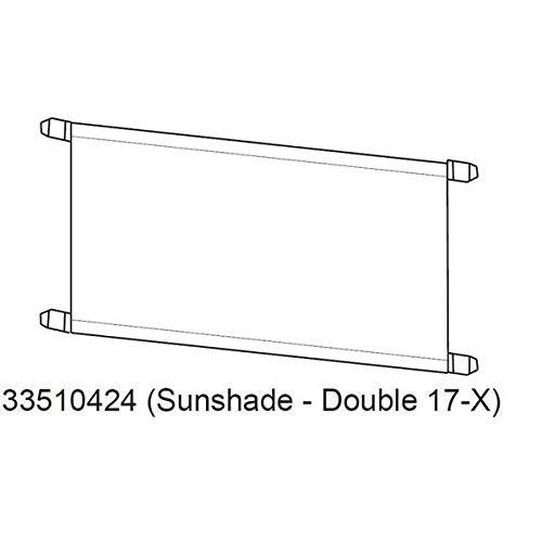Thule Sonnenschutz für Zweisitzer