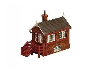 Hornby 00 Gauge North Eastern Railway Signal Box Model