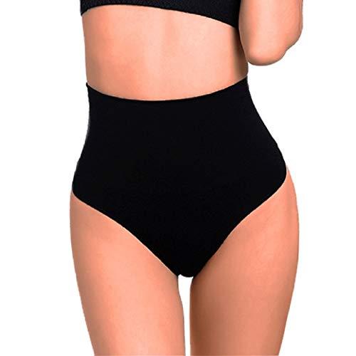 JOYOTER Frauen Nahtlose Bauch Taille schlanke Kurze beiläufige hohe Taille Bauch Kontrolle Höschen