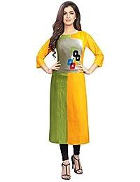 58d9238e51f Yellows Women s Kurtas   Kurtis  Buy Yellows Women s Kurtas   Kurtis ...