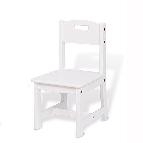 GYH Folding Chairs Ljha Chaises Chaise Chaise en bois massif Chaise de l'apprentissage Maternelle 2coloris disponibles tabourets de 300* 280mm