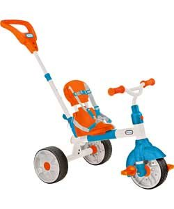 Little Tikes Apprenez à pédale 3 en 1 Tricycle.
