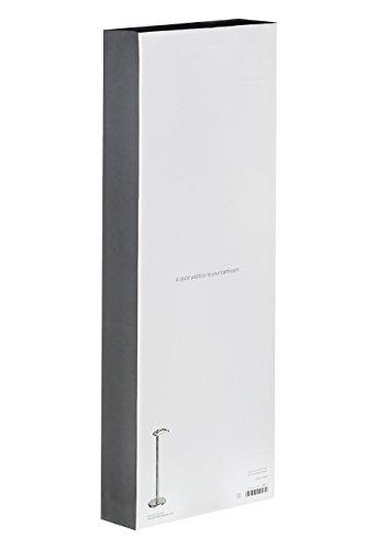 premier housewares toilettenpapierstnder chrom - Freistehender Toilettenpapierhalter Chrom