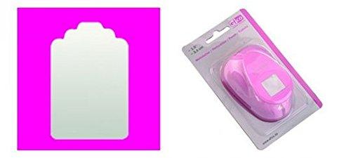 EFCO 1,4x 1cm kleines Label, Pink