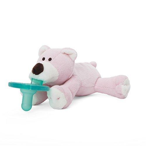 WUBBANUB Chupete Soothie Pink Bear