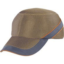 Delta Plus Air Coltan Vented Bump Cap / Work Safety Baseball Hat Helmet Venitex