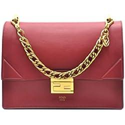 Fendi Luxury Fashion Mujer 8BT312A5DYF17U7 Rojo Bolso De Hombro   Otoño-Invierno 19
