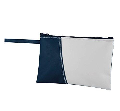 Trousse - pochette imperméable - KI0338 - bleu marine