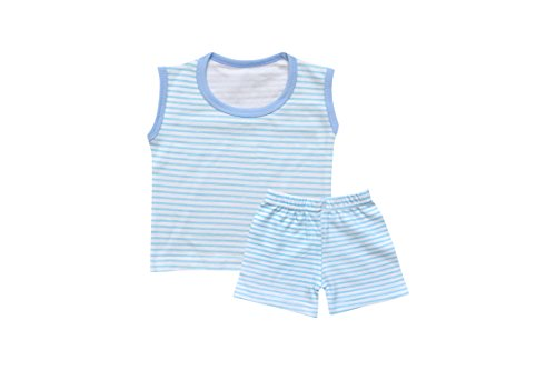 Luke and Lilly New Born Baby Boys & Girls Cotton Top & Bottom Dress/Clothing