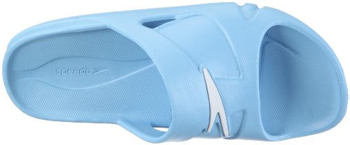 Speedo Ciabatte Team Slide Blu (Blau/Blue/White)