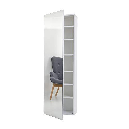 Stilprojectstore - scarpiera scaffale con specchio - free