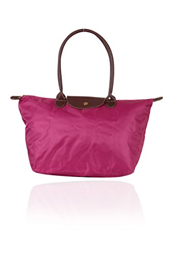 Alessia74 Women's Handbag Combo with Wallet (Pink) (TY022H)  available at amazon for Rs.855