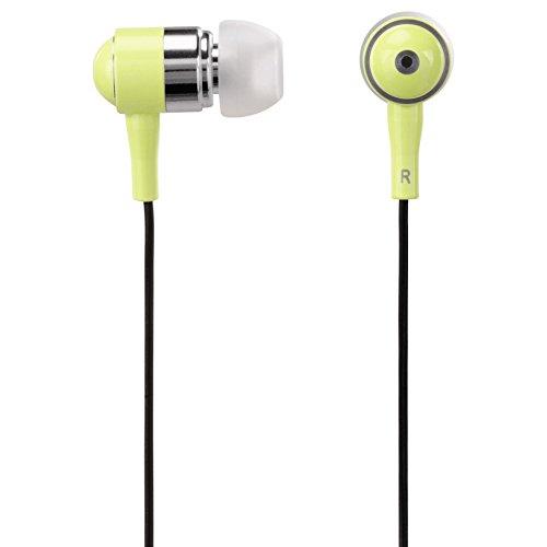 Hama Headset Shiny für Smartphones gelb