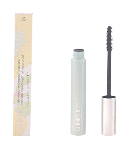 Clinique High Impact Waterproof Mascara Nr. 01 schwarz 8g