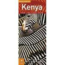 The Rough Guide Map Kenya and Northern Tanzania