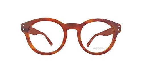 Diesel Herren Brillengestelle DL5231-054-49, Braun, 57