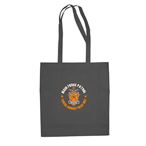 Planet Nerd Main Force Patrol - Stofftasche/Beutel, Farbe: ()