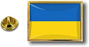 Spilla Pin pin's Spille spilletta Giacca Bandiera Distintivo Badge Ucraina