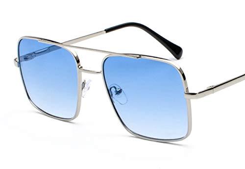 Jasbo Mädchen Metalllegierung Acetat-Material Schutz Optimal Anti-Strahlung Brillen Ultra Leicht Oversized Freizeit Brille