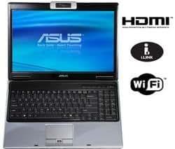 "Asus M51VR-AS039C Intel Core 2 Duo P8400 RAM 4 Go HDD 320 Go DVD±RW (±R DL) ATI RADEON HD3470 -LAN sans fil : 802.11a.b.n Vista Home Premium 15.4"" écran large TFT 1440x900 (WXGA+) Color Shine caméra"