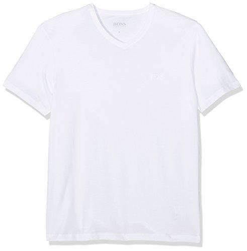 BOSS Herren SS VN 2P BM T-Shirts, Weiß (White 100), XX-Large (2erPack) -